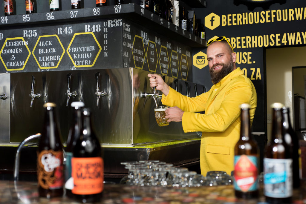 Randolf Jorberg at BEERHOUSE Fourways