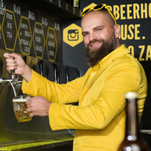 Randolf Jorberg BEERHOUSE founder