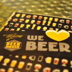 The Beerhouse loves beer