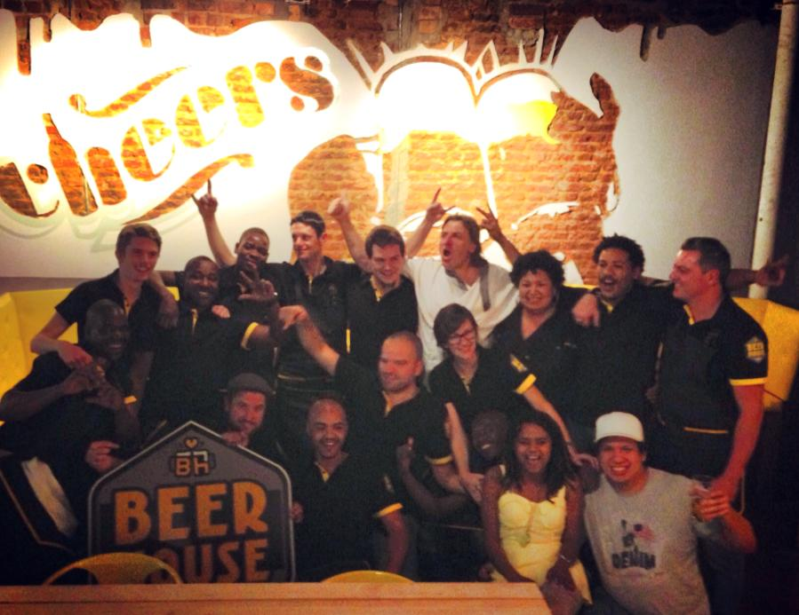 Beerhouse team