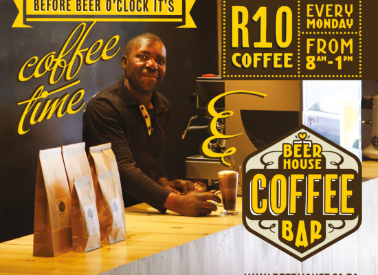 barista oneday Beerhouse coffeebar