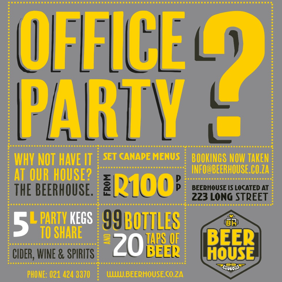 officepartyflyer