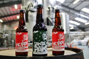 Hoppy Christmas and Santa Paws - Seasonal beers by Brewdog on tap at the Beerhouse on Long!