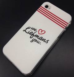 Liefmans iphone cover