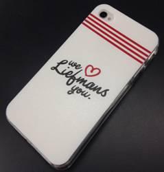 Liefmans iphone cover