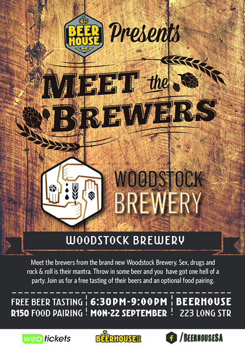 Meet The Brewerr : Woodstock Brewery