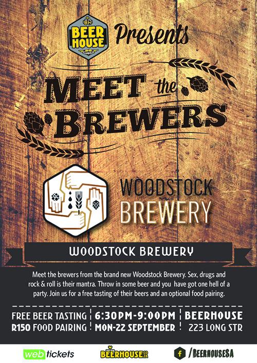 Meet The Brewerr : Woodstock Brewery
