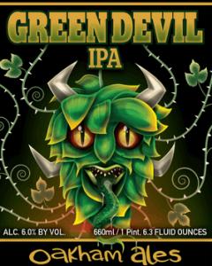 Oakham Green Devils IPA