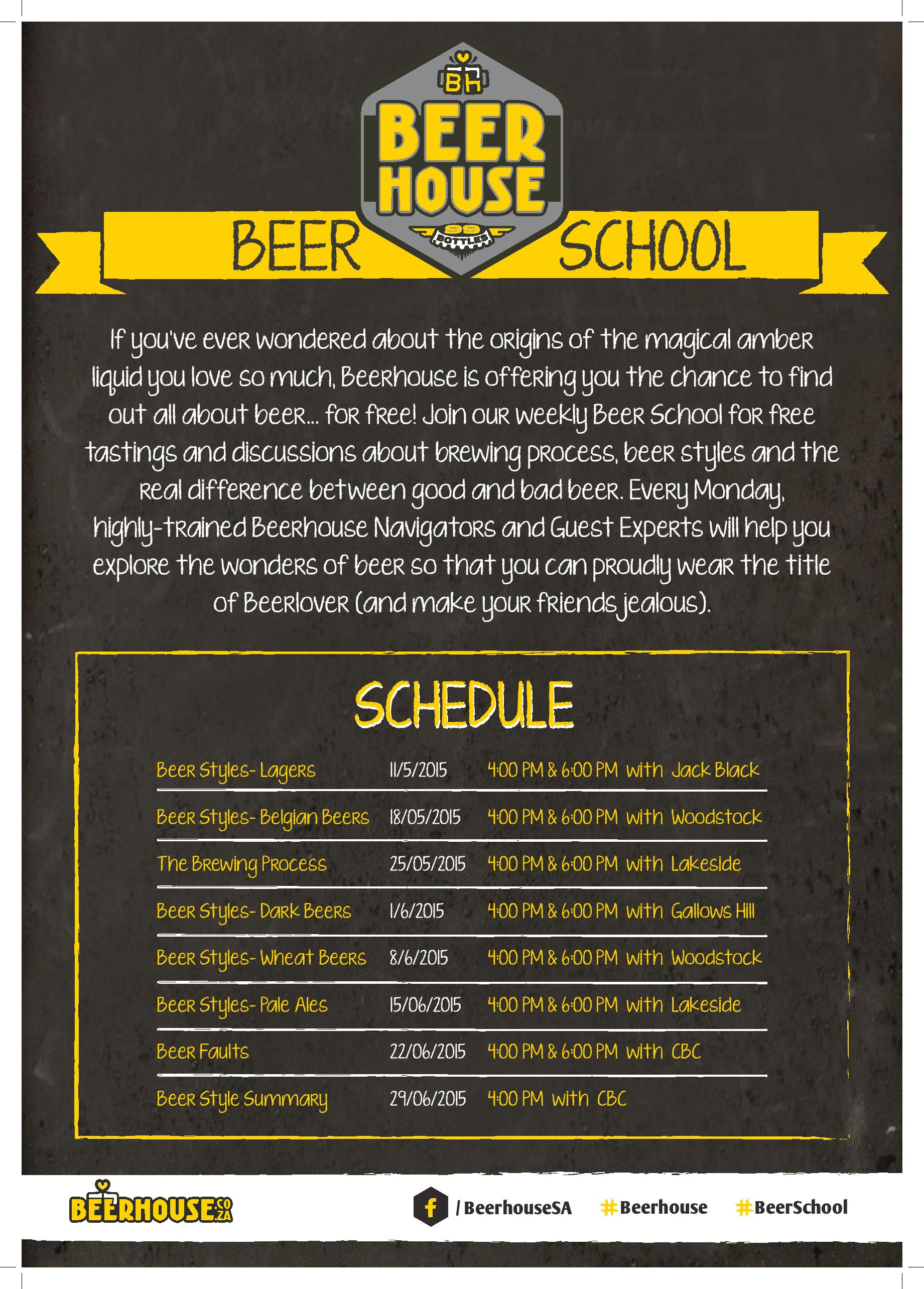 Beerschool proper