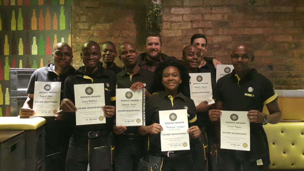 Fourways Explorer graduates
