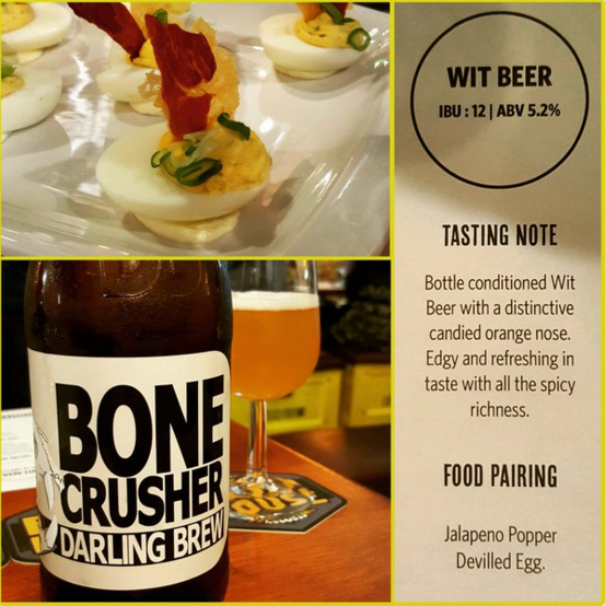 Bone Crusher - Deviled Egg