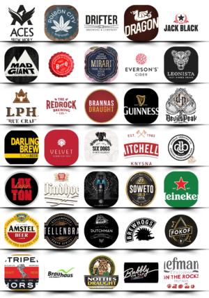 Tap Room's current brand portfolio