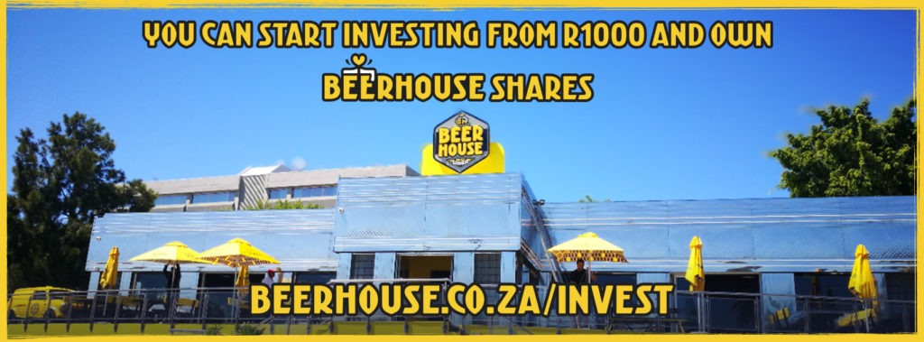 Invest into Beerhouse Tygervalley